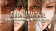 Jaquette de Final Fantasy XV Episode II : Lunafreya - The Choice of Freedom PS4