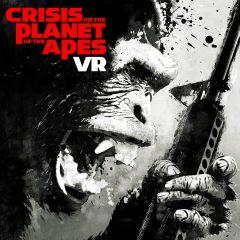 Jaquette de Crise sur la Planète des Singes : l'expérience VR PS4