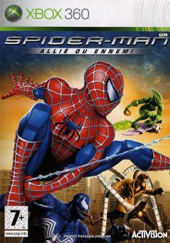 Jaquette de Spider-Man : Allié ou Ennemi Xbox 360