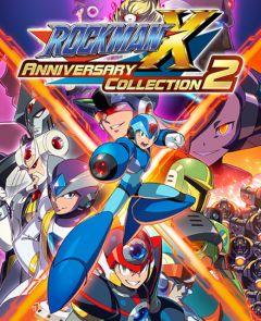 Jaquette de Mega Man X Legacy Collection 2 PS4