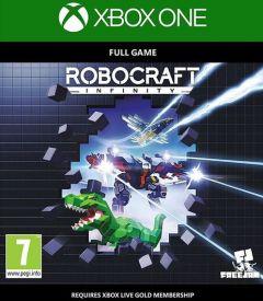 Jaquette de Robocraft Infinity Xbox One