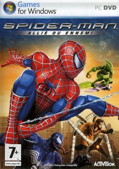 Jaquette de Spider-Man : Allié ou Ennemi PC