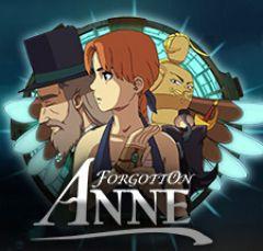 Jaquette de Forgotton Anne PC