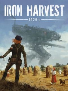 Jaquette de Iron Harvest PS4