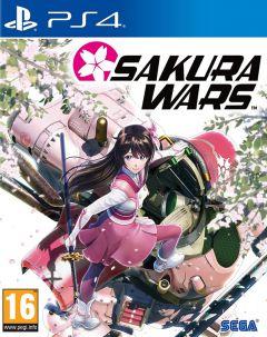 Jaquette de Sakura Wars PS4