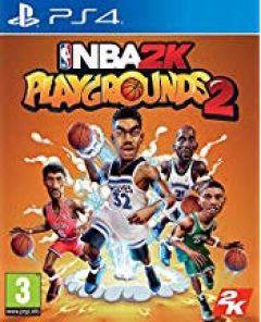 Jaquette de NBA 2K Playgrounds 2 PS4
