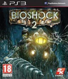 Jaquette de BioShock 2 PlayStation 3