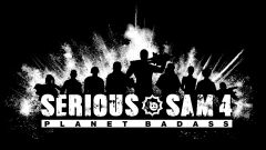 Jaquette de Serious Sam 4 : Planet Badass PS4