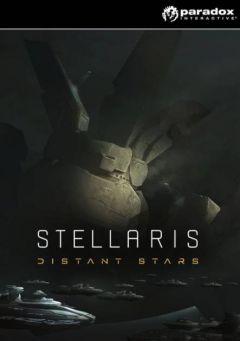 Jaquette de Stellaris : Distant Stars PC