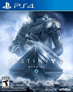 Jaquette de Destiny 2 : L'Esprit Tutélaire PS4