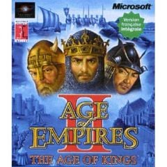 Jaquette de Age of Empires II : The Age of Kings PC