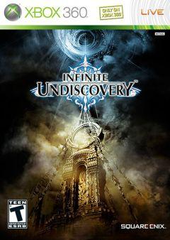 Jaquette de Infinite Undiscovery Xbox 360