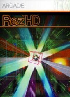 Jaquette de Rez Xbox 360