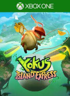 Jaquette de Yoku's Island Express Xbox One
