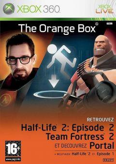 Jaquette de Half-Life 2 Xbox 360