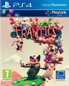 Jaquette de Frantics - Playlink PS4