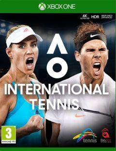 Jaquette de AO International Tennis Xbox One