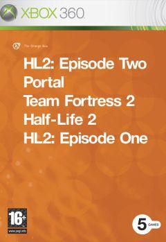Jaquette de Half Life 2 : Episode One Xbox 360