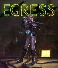Jaquette de Egress PS4