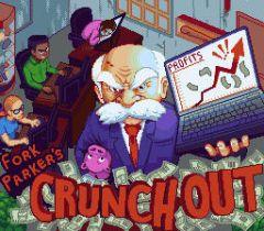 Jaquette de Fork Parker's Crunch Out Super NES