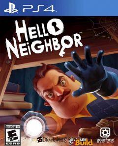 Jaquette de Hello Neighbor PS4