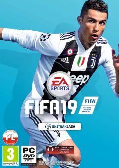 Jaquette de FIFA 19 PC