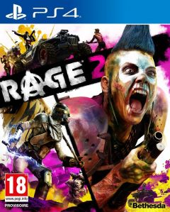 Jaquette de RAGE 2 PS4