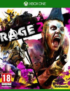 Jaquette de RAGE 2 Xbox One