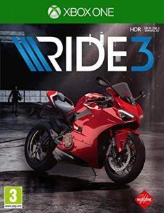 Jaquette de Ride 3 Xbox One