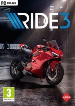Jaquette de Ride 3 PC