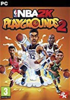 Jaquette de NBA 2K Playgrounds 2 PC