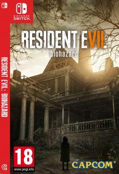 Jaquette de Resident Evil 7 biohazard : Cloud Version Nintendo Switch
