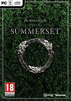 Jaquette de The Elder Scrolls Online : Summerset PC