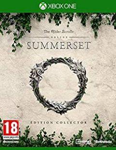 Jaquette de The Elder Scrolls Online : Summerset Xbox One