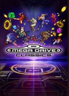 Jaquette de Sega Megadrive Classics PS4