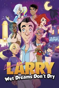Jaquette de Leisure Suit Larry : Wet Dreams Don't Dry PC
