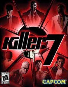 Jaquette de Killer7 PC