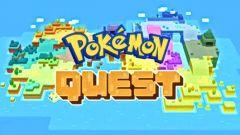 Jaquette de Pokémon Quest Nintendo Switch