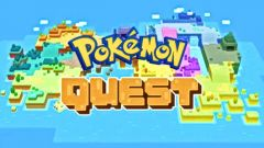 Jaquette de Pokémon Quest Android