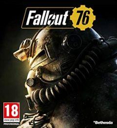 Jaquette de Fallout 76 PC