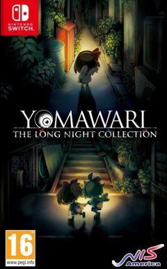 Jaquette de Yomawari : The Long Night Collection Nintendo Switch