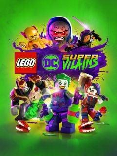 Jaquette de LEGO DC Super-Vilains PS4
