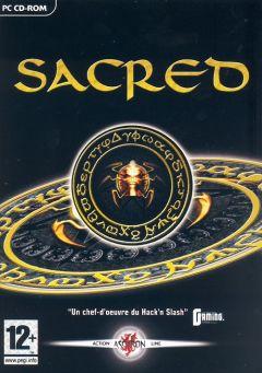 Jaquette de Sacred PC