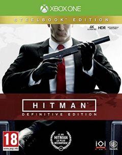 Jaquette de Hitman 2 Xbox One