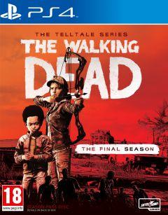 Jaquette de The Walking Dead L'Ultime Saison - Episode 1 : Un nouveau refuge PS4