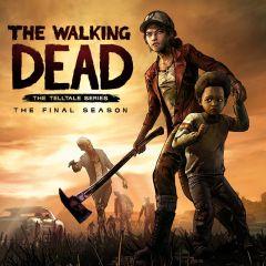 Jaquette de The Walking Dead L'Ultime Saison - Episode 2 : Les enfants perdus PS4