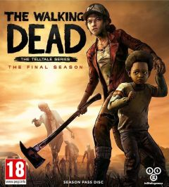 Jaquette de The Walking Dead L'Ultime Saison - Episode 3 : Innocence brisée PC