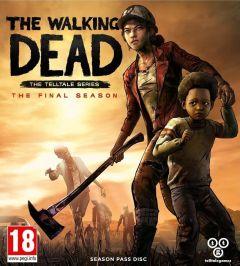 Jaquette de The Walking Dead L'Ultime Saison - Episode 3 : Innocence brisée PC
