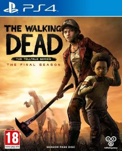 Jaquette de The Walking Dead L'Ultime Saison - Episode 3 : Innocence brisée PS4
