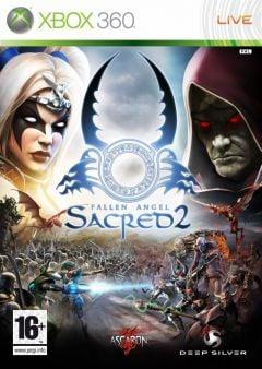 Jaquette de Sacred 2 Fallen Angel Xbox 360